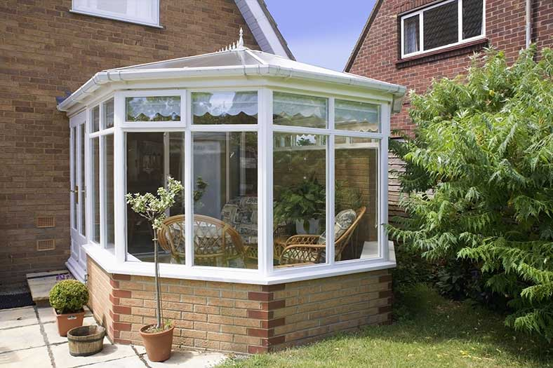 Installation Of Conservatories In County Down
